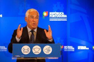 desconfinamento António Costa primeiro-ministro estado de calamidade