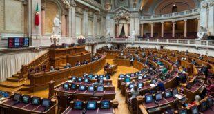 parlamento estado de emergência aprovado