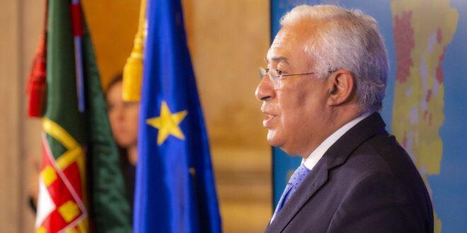 António Costa primeiro-ministro Portugal