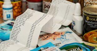 despesas em comida e bebidas portugueses