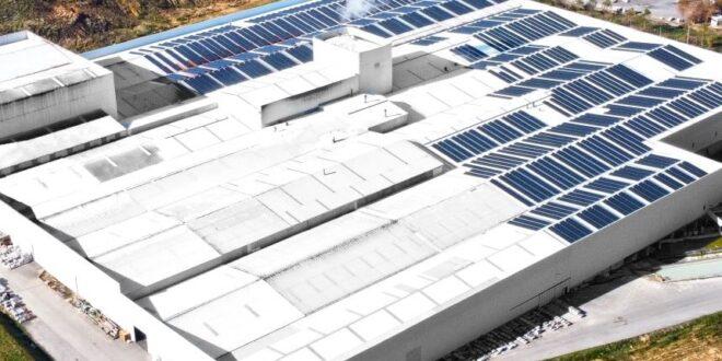HELEXIA GRESART paineis fotovoltaicos
