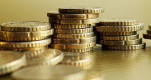 Moedas apoio económico finanças