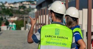Garcia Garcia construção unidade industrial Real Marbre