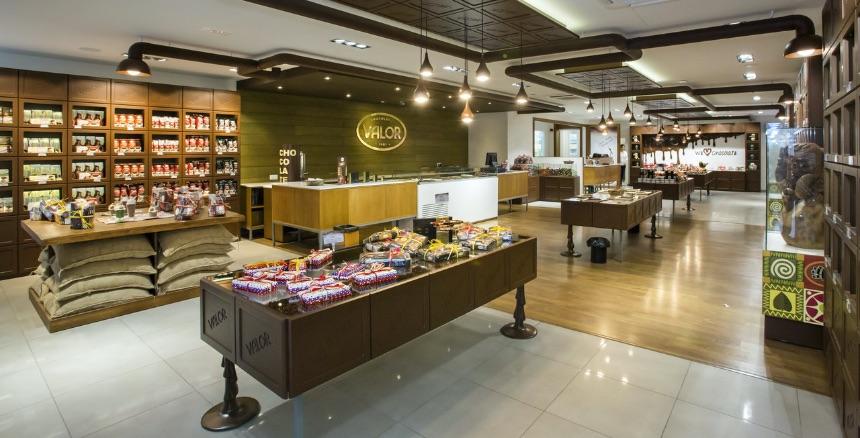 Chocolates Valor Juan Fullana