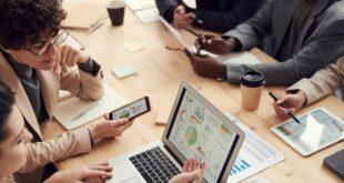 reunião empresas economia mercado PME