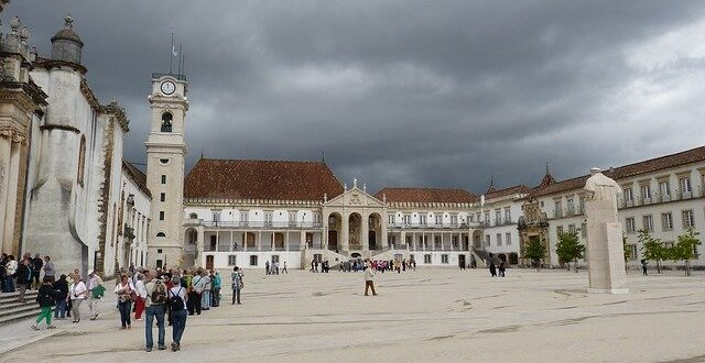 Universidade de Coimbra sustentável