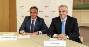 EGF Fundo de Garantia Pan-Europeu Banco BPI Fundo Europeu de Investimento João Pedro Oliveira e Costa Pedro Barreto