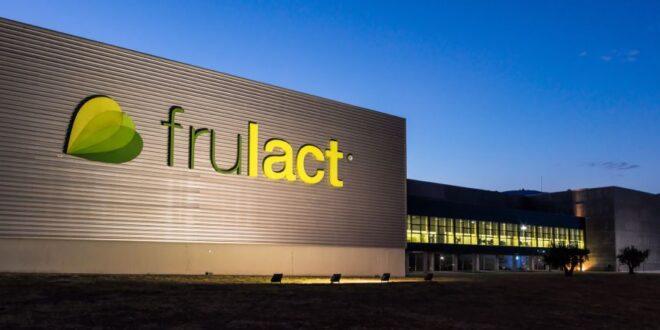 Frulact negócios Europa empresa