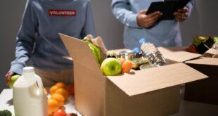 Apoio alimentar campanha de angariação de fundos #TodosJuntos empresas bancos alimentos
