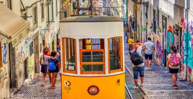 Portugal Reino Unido lista verde lista amarela turismo pandemia covid-19