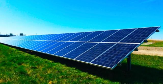 Central Fotovoltaica da Quinta do Anjo NextEnergy energia renovável ambiente painéis solares