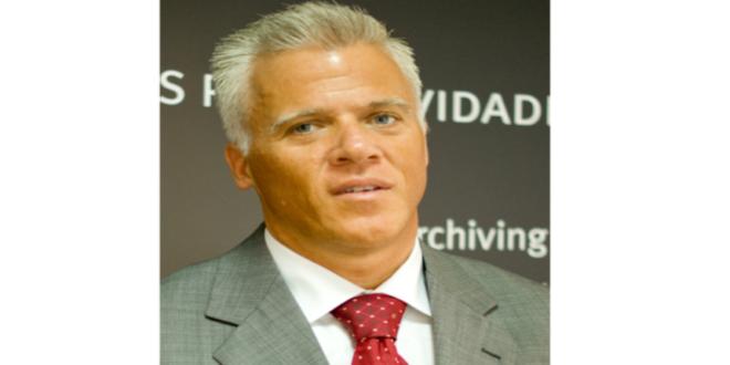 Nuno Marques, diretor-geral da TotalStor