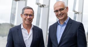 José Dionísio e Jorge Batista, CEO da PRIMAVERA BSS