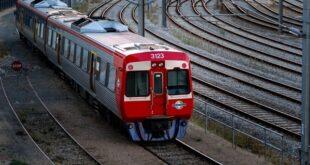 Greve Infraestruturas de Portugal CP comboios