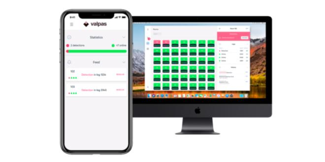 Aceler@Tech Valpas startup turismo inovação aplicação