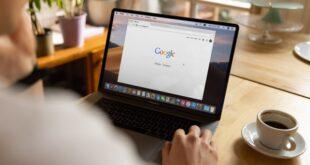 Google Alphabet receitas computador pesquisa